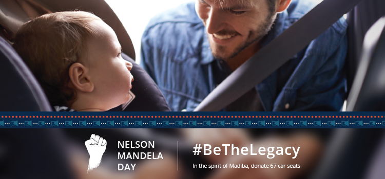 BeTheLegacy By Donating Your Old Car Seats