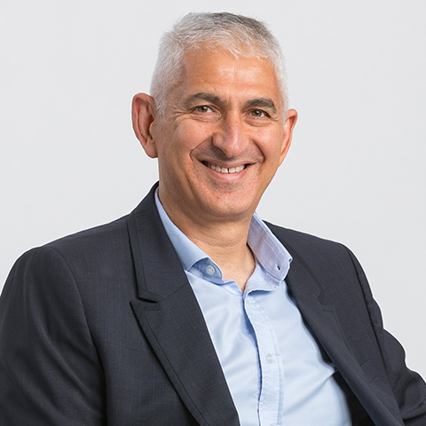 Dr Jonathan Broomberg, CEO of Discovery Health