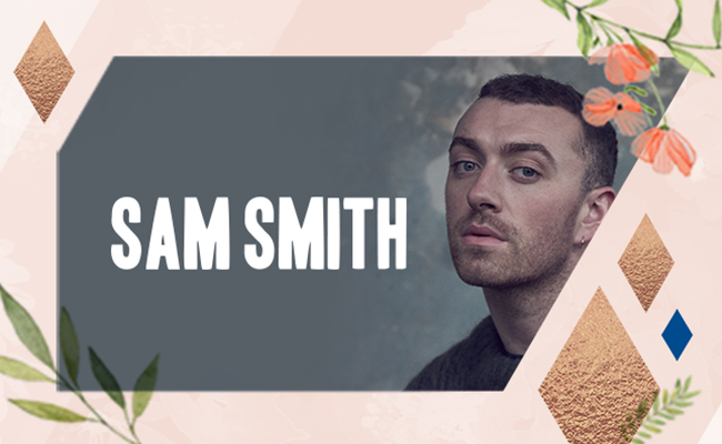 See Sam Smith live in LA this August.