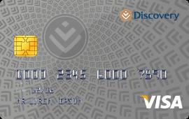 Discovery Platinum Card