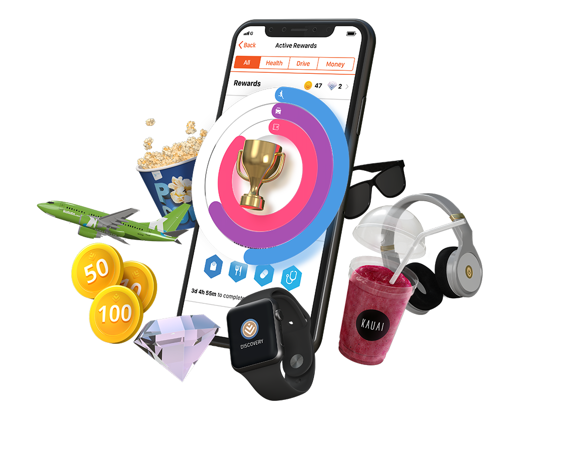 Vitality Active Rewards Help - Discovery - Discovery